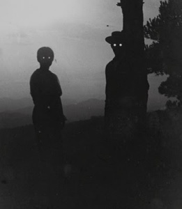 Creepy Silhouettes